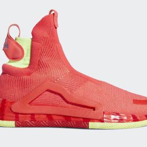 adidas ra mắt phiên bản N3XT L3V3L với phối màu đỏ/xanh neon không thể nổi hơn