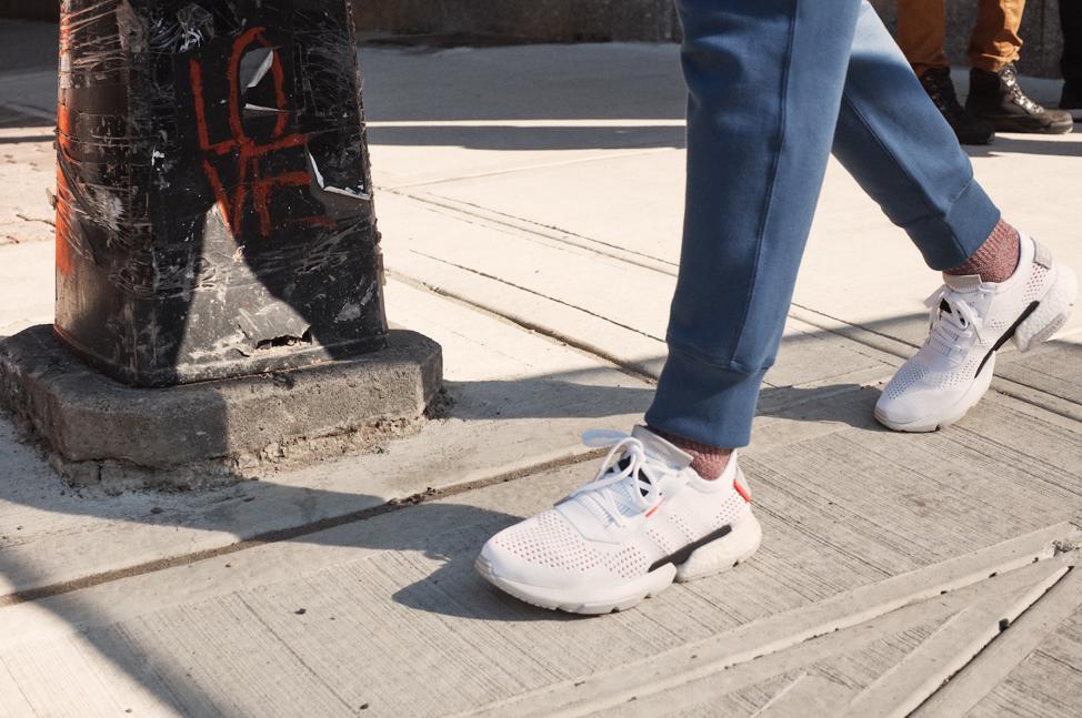 adidas POD S3.1 – Tuyên ngôn của phong cách đường phố hiện đại