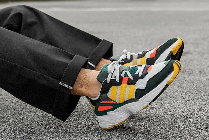 adidas Yung 96 chào đón năm 2019 bằng phối màu mới