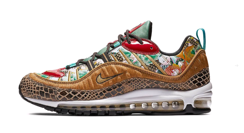 "Đón Tết cùng Nike Air Max 98 ""Year of the Pig"""