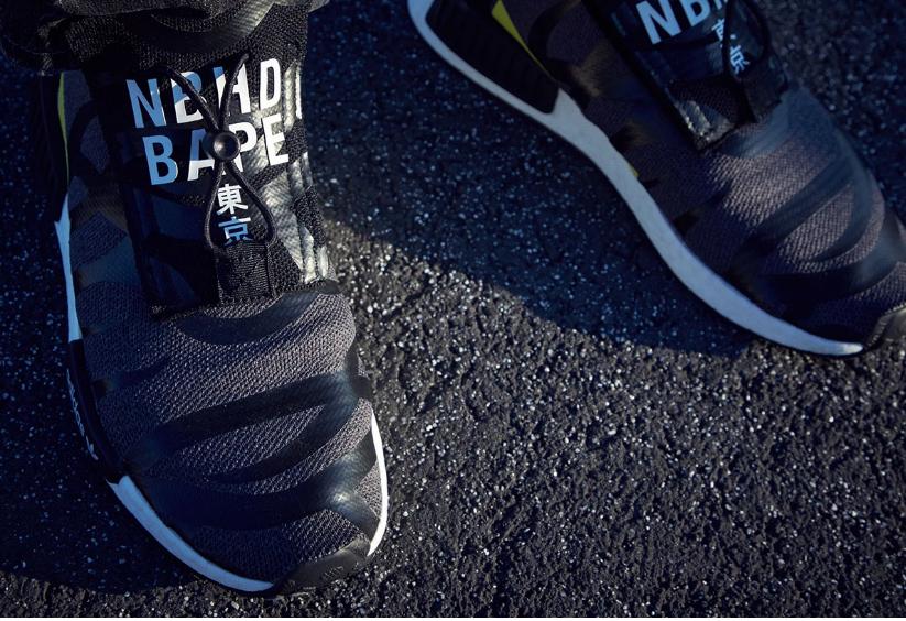 Những thông tin tiếp theo của dự án hợp tác giữa BAPE, NEIGHBORHOOD và adidas xuất hiện