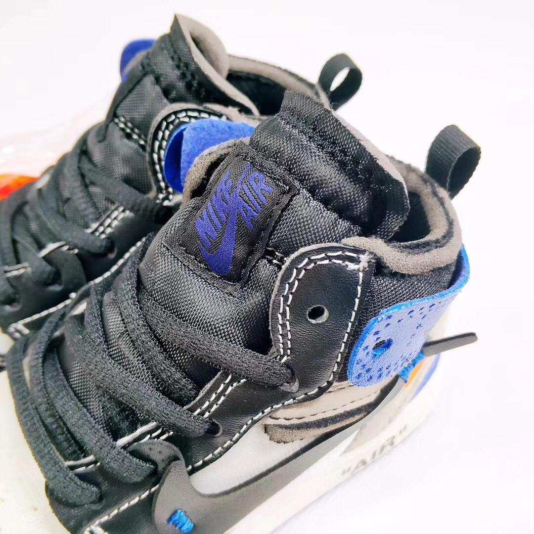 Giày thể thao jordan OW002
