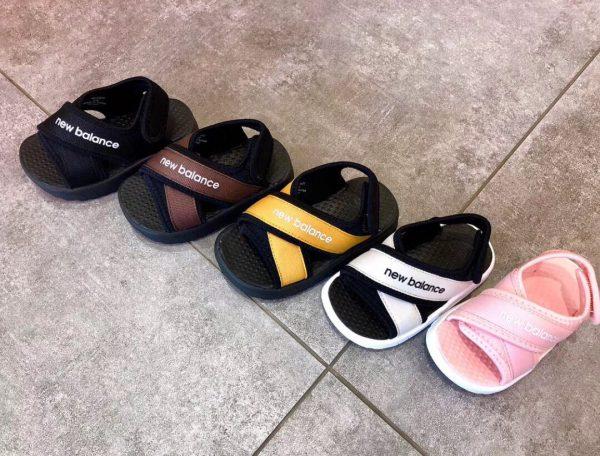 Sandal trẻ em màu trắng SD004
