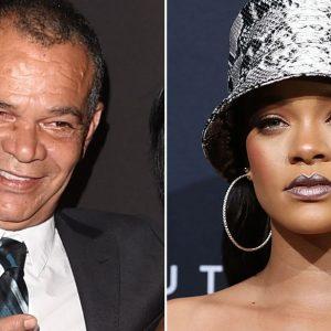 """Rihanna quay lưng kiện bố đẻ vì sử dụng tên """"Fenty"""""""