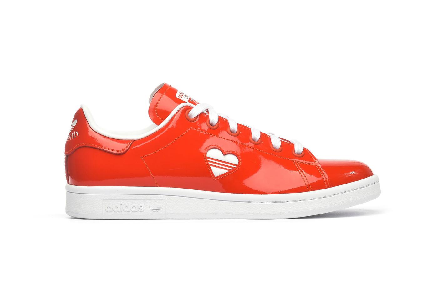 Tổng hợp hình ảnh pack giày Valentine năm nay của adidas