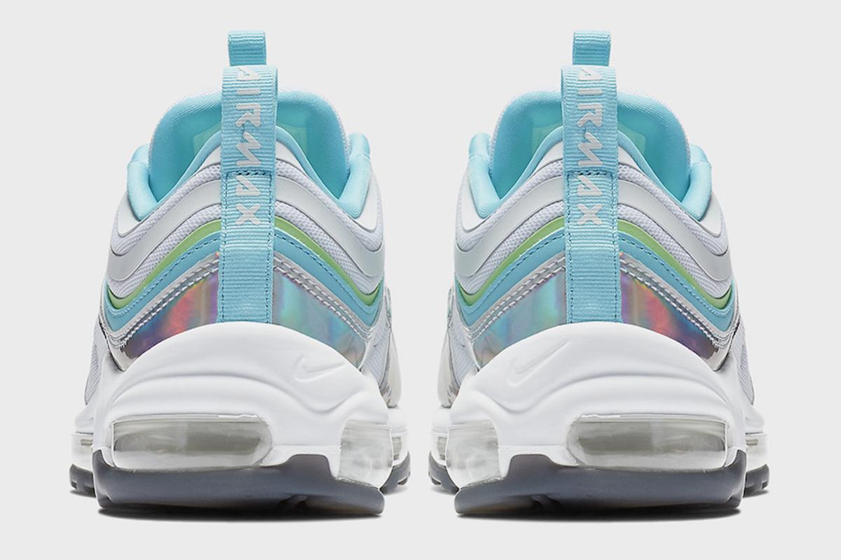 Tươi thắm sắc xuân cùng phối màu mới trên Nike Air Max 97