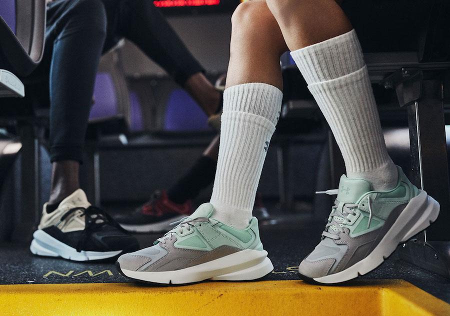 Under Armour Forge 96 – đối thủ nặng ký của adidas Yung