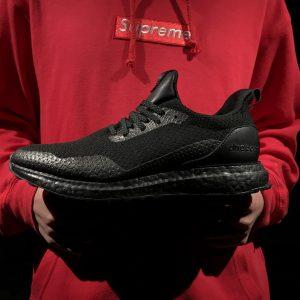 Giày Consortium x Haven Ultra Boost đen xám
