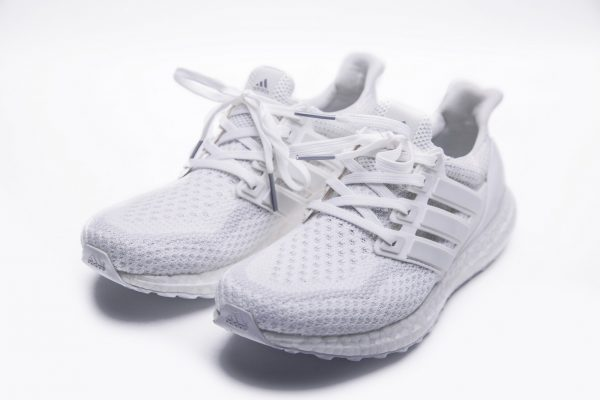 Giày Adidas Ultra Boost full trắng 4.0