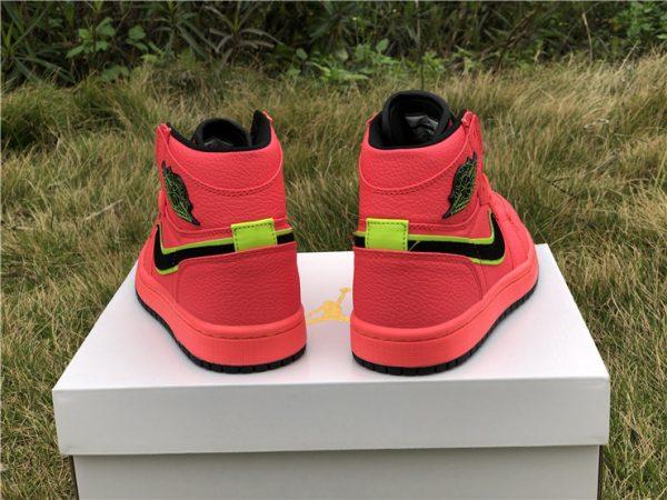 Giày nike jordan 1 màu đỏ cam
