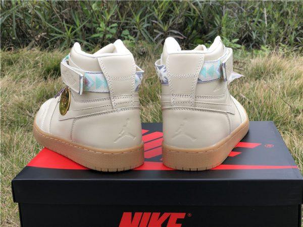 Giày nike jordan 1 màu sữa