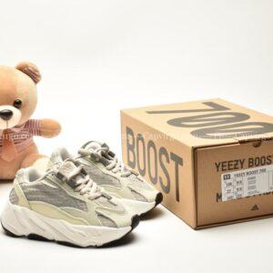 Giày thể thao trẻ em Yeezy 700 màu ghi