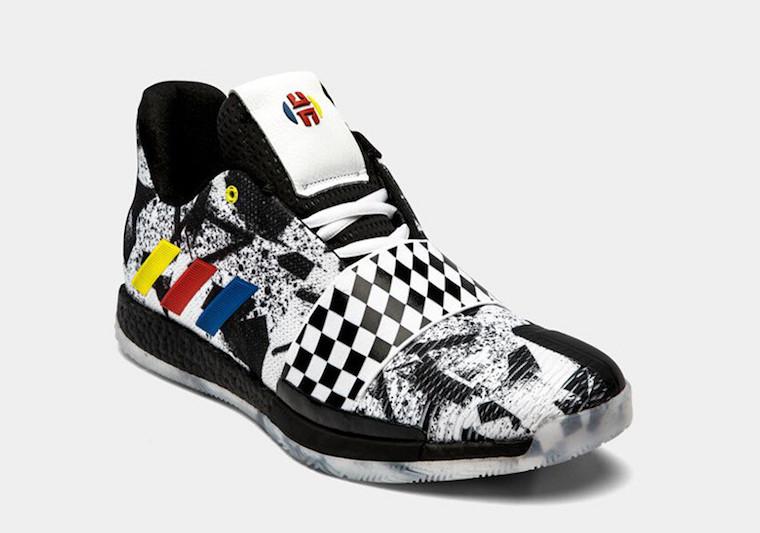 adidas tiết lộ bộ sưu tập giày bóng rổ cho sự kiện NBA All Star Weekend 2019
