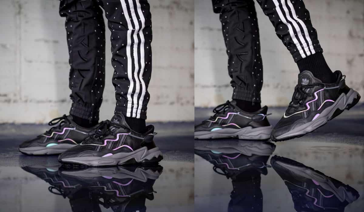 """adidas OZ adiPRENE gây """"thương nhớ trầm trọng"""" với phối màu Xeno"""