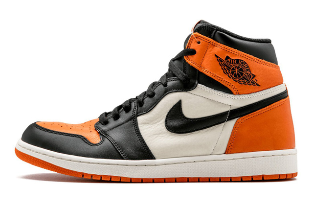 "Air Jordan 1 High ""Shattered backboard"""