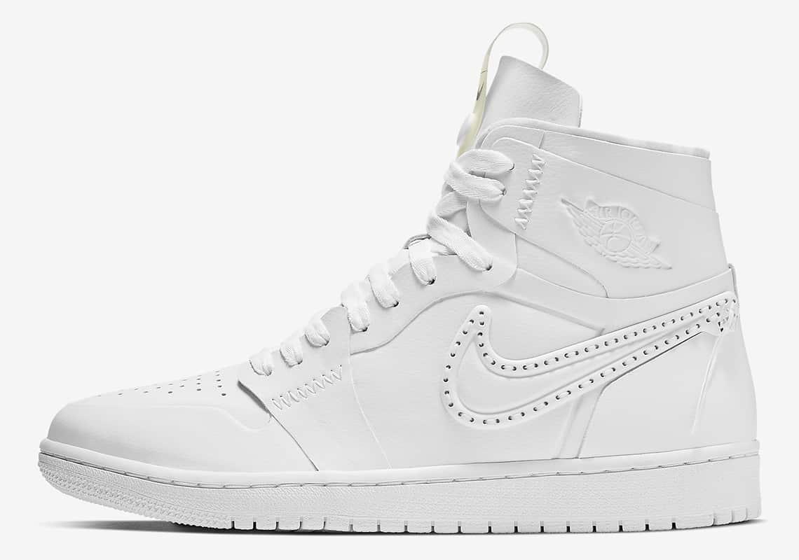 """Đón lễ với Jordan x Nike """"Noise Cancelling"""" trắng hơn cả Ngọc Trinh"""