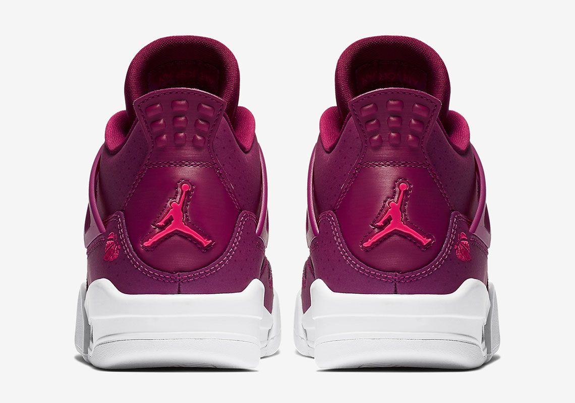 """Air Jordan 4 """"Berry Pink"""" – Quả berry ngọt ngào cho ngày Valentine"""
