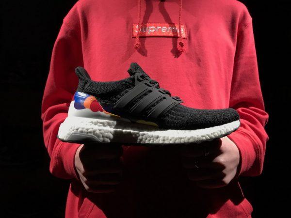 "Giày Adidas Ultra Boost 3.0""LGBT"" đen pha"