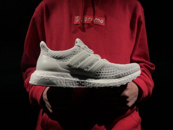 Giày Adidas Ultra Boost 3.0 màu ghi xám