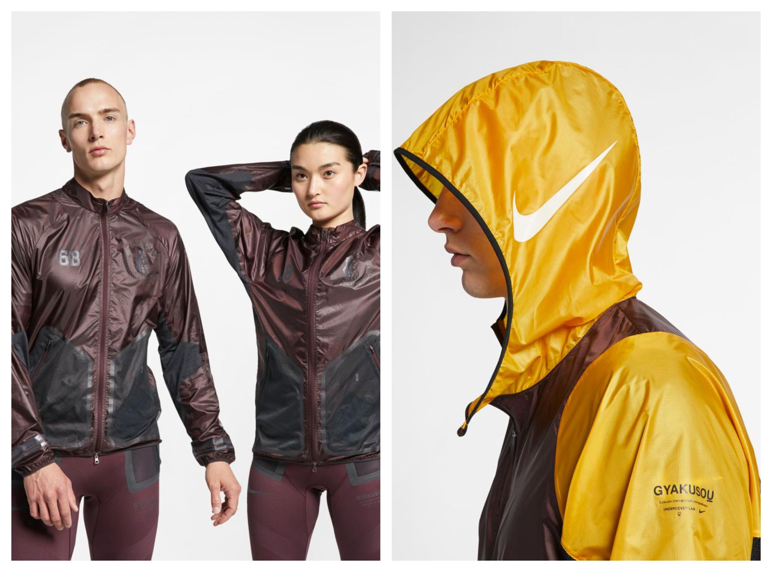 Cận cảnh bộ sưu tập GYAKUSOU do Nike và UNDERCOVER chung tay thiết kế