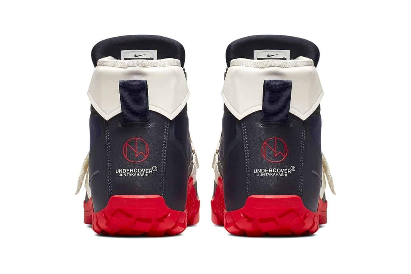 UNDERCOVER x Nike SFB Mountain – vũ khí cho các chiến binh leo núi