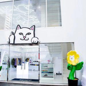 RIPNDIP khánh thành cửa hàng Flagship mới toanh tại Tokyo