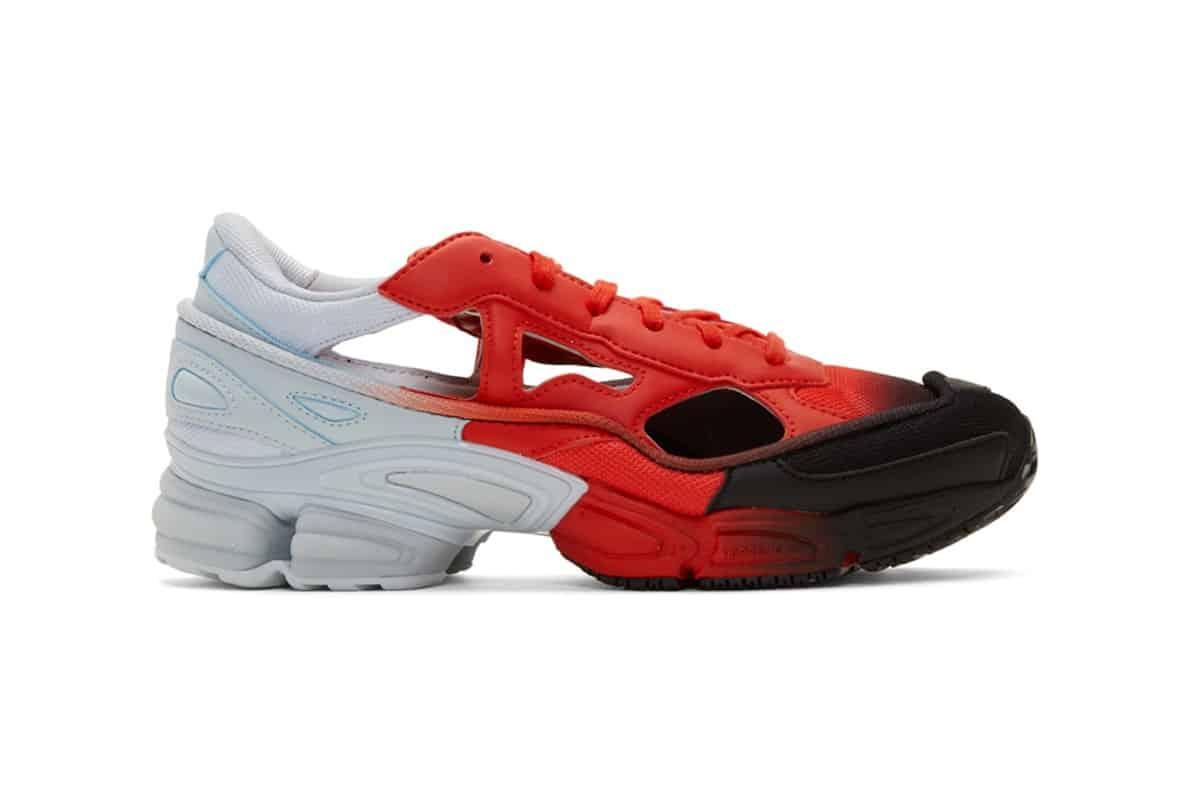adidas và Raf Simons tung ra phiên bản Ozweego tông màu gradient