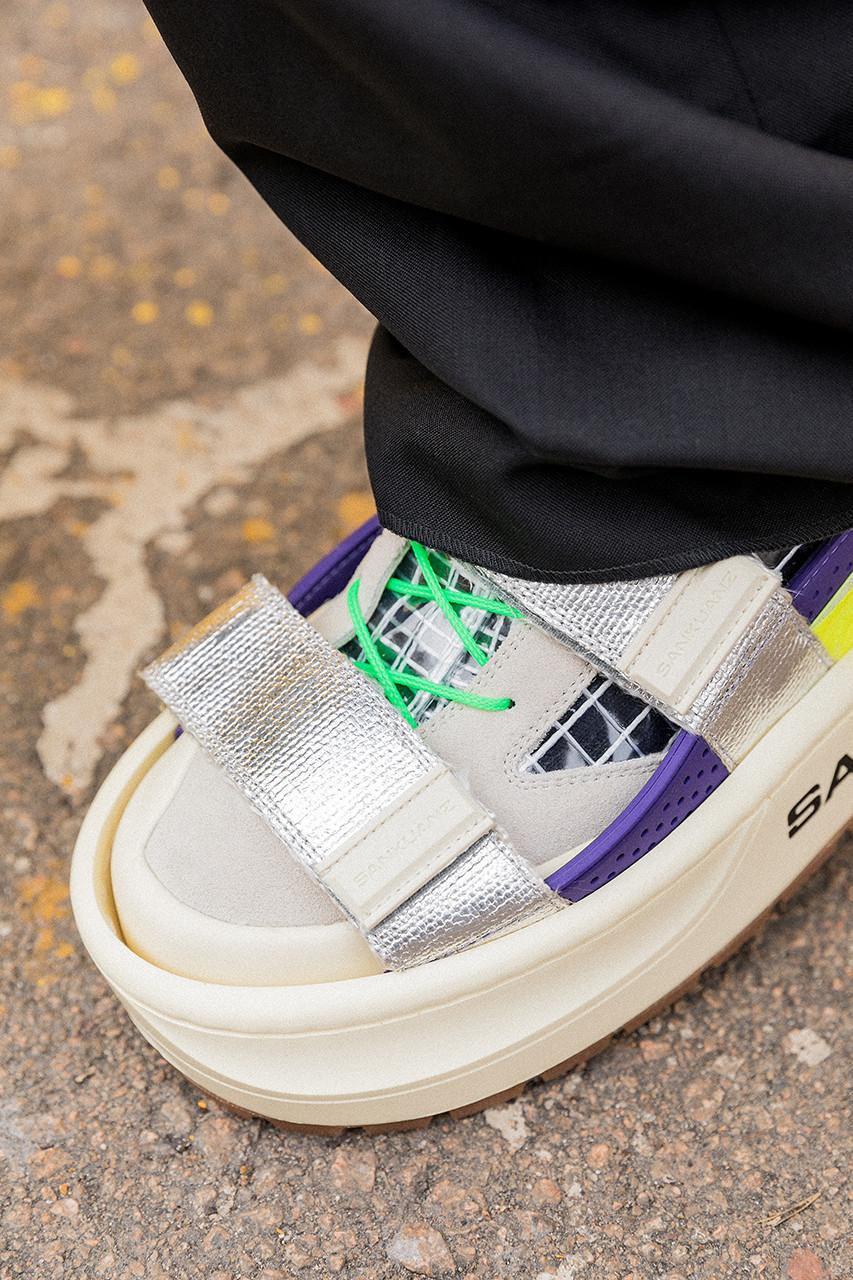 Nâng cấp đôi giày của bạn với đôi sandal chunky từ SANKUANZ