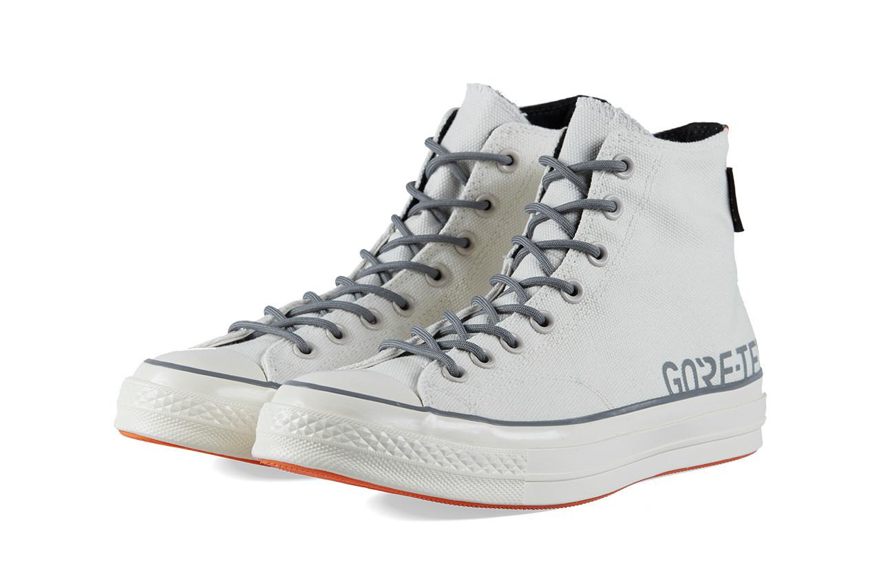 Thiết kế mới nhất của Carhartt WIP x Converse Chuck 70 sẽ được trang bị công nghệ GORE-TEX