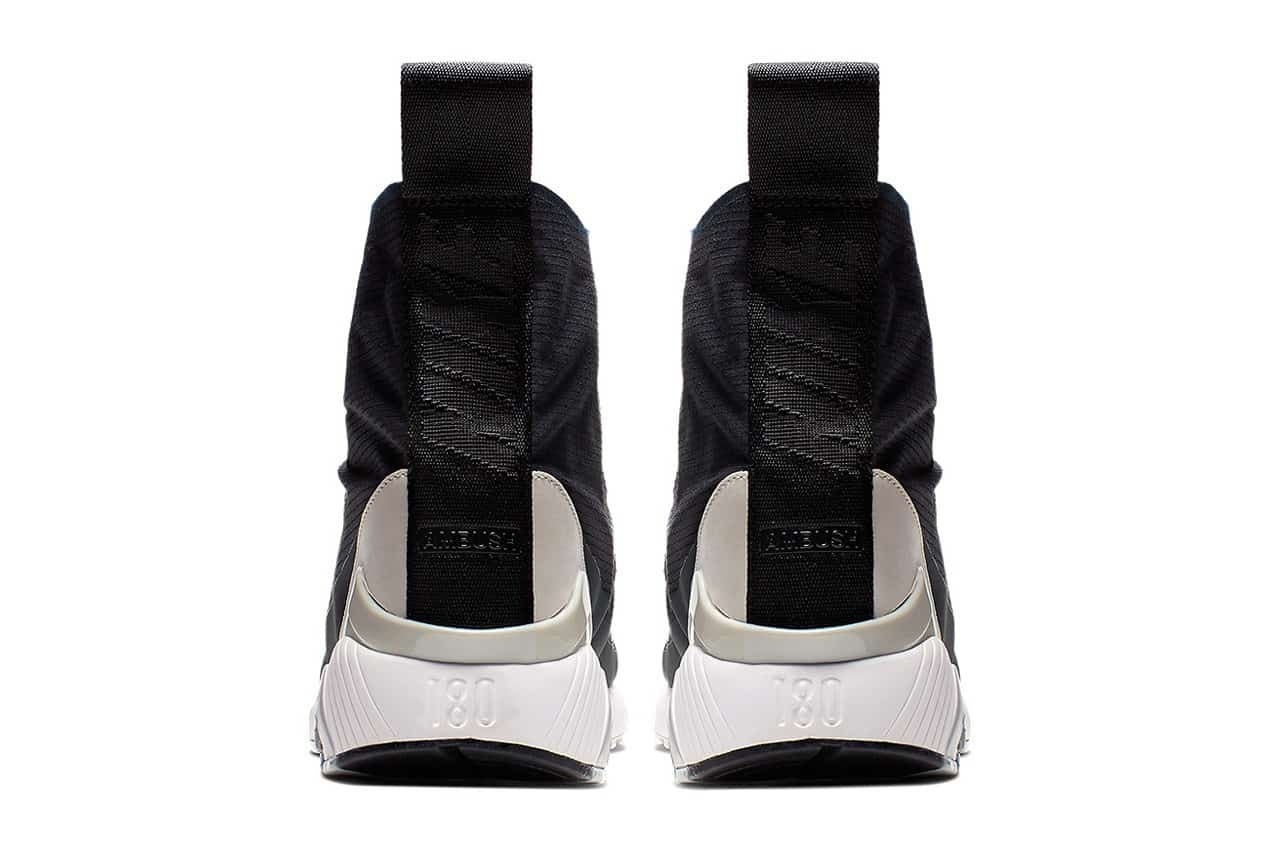 Ambush x Nike Air Max 180 – Giày đi mưa chăng?
