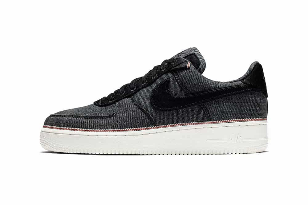 3×1 bắt tay với Nike tung ra một phiên bản Air Force 1 Low