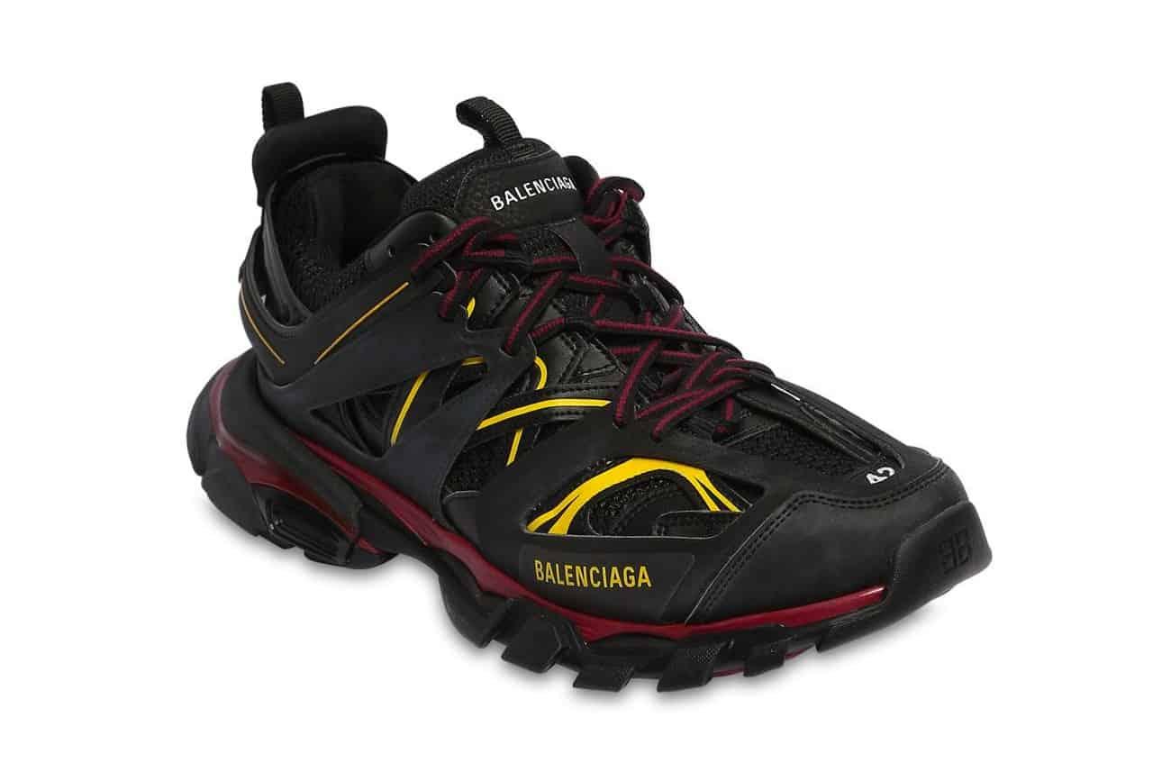"""Balenciaga tung phối màu mới cho mẫu giày trekking """"ngàn đô"""""""