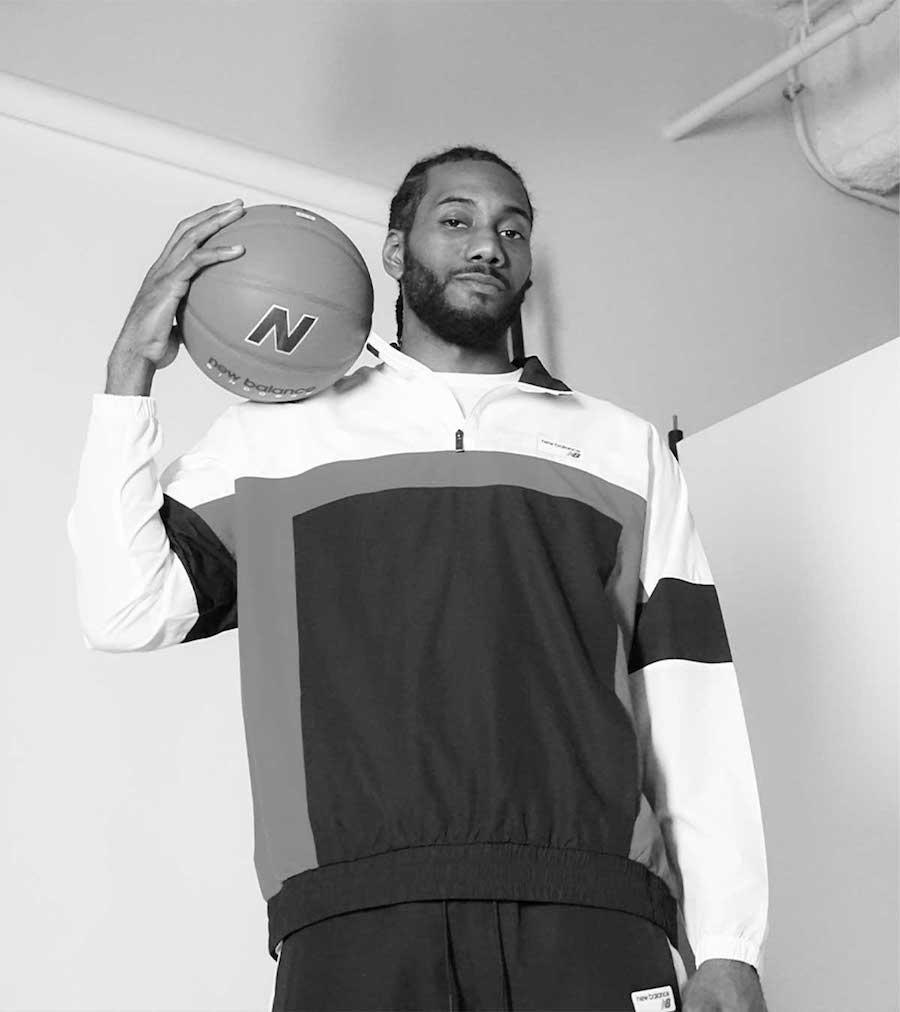 Kawhi Leonard và New Balance sẽ giới thiệu mẫu giày bóng rổ đầu tiên vào NBA All Star Weekend 2019