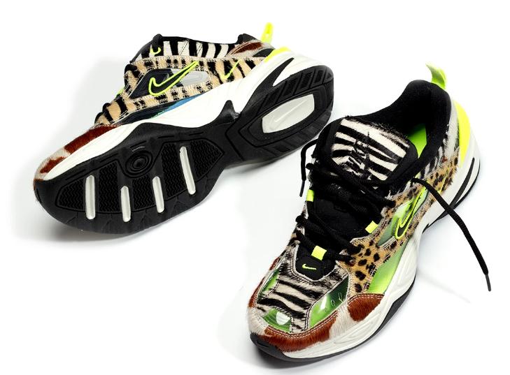 """Hoang dã cùng phiên bản Nike M2k Tekno """"Animal Pack"""" siêu hiếm"""