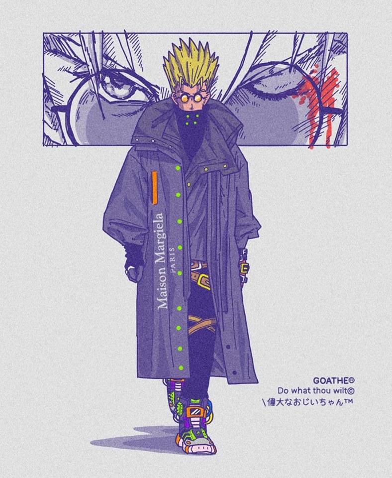 Sẽ thế nào nếu như những nhân vật manga/anime nổi tiếng biết ăn diện?