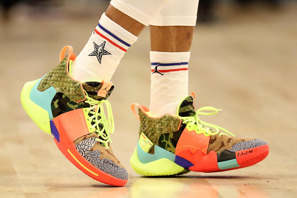 Tổng hợp các đôi giày đẹp nhất trong sự kiện NBA All Star Weekend 2019 vừa qua