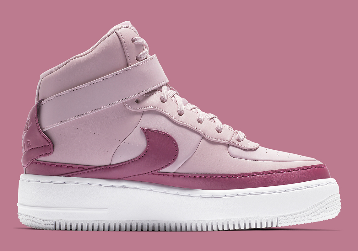 "Nike Air Force 1 Jester High XX ""Plum Chalk"""