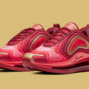 "Nike Air Max 720 ""Team Crimson"