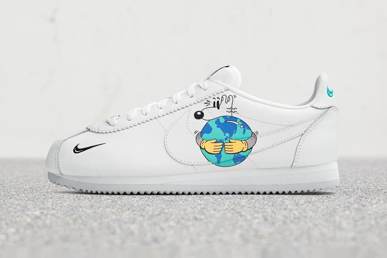 """Nike nâng cao nhận thức về bảo vệ môi trường cùng pack """"Earth Day"""""""