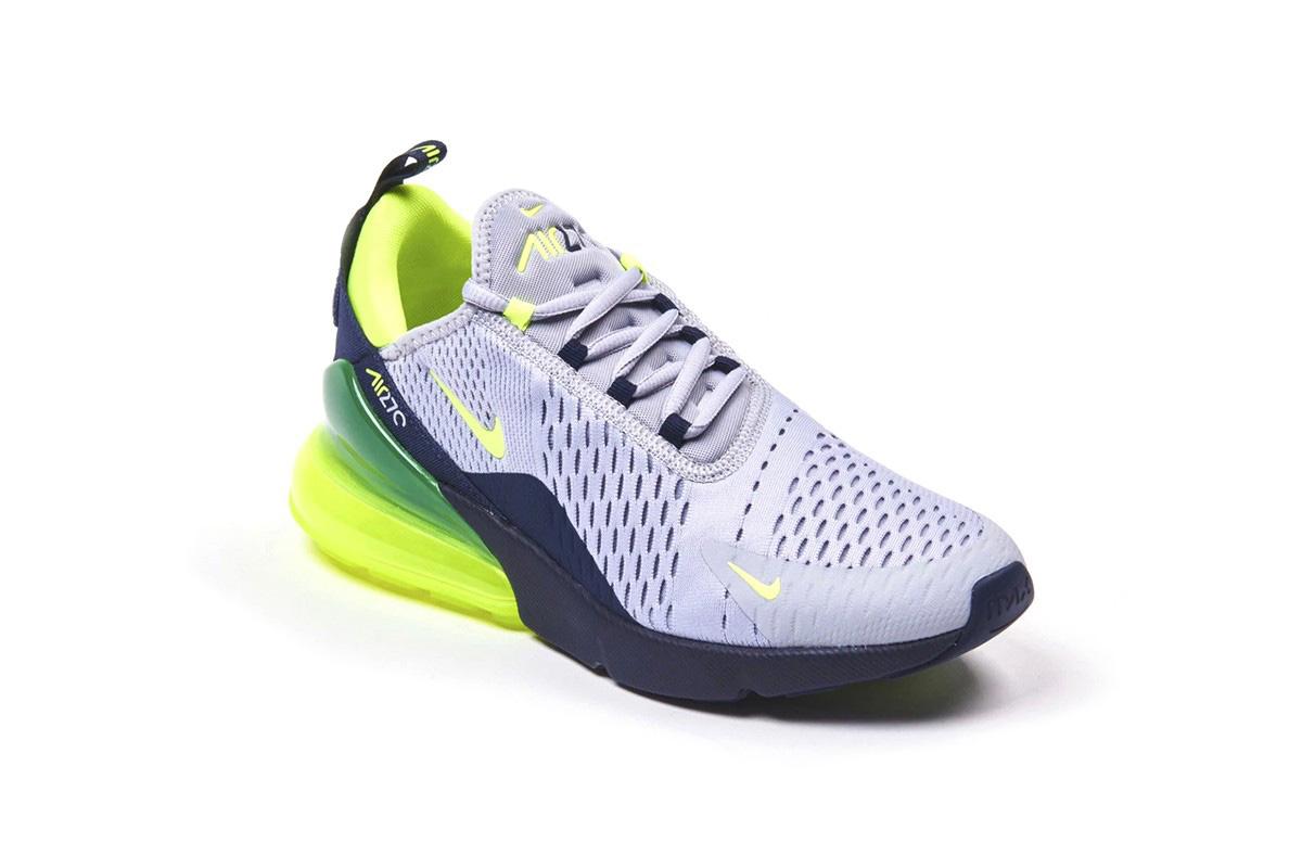 Nike chuẩn bị tung ra hai phiên bản Air Max 270 với điểm nhấn từ phần gót giày