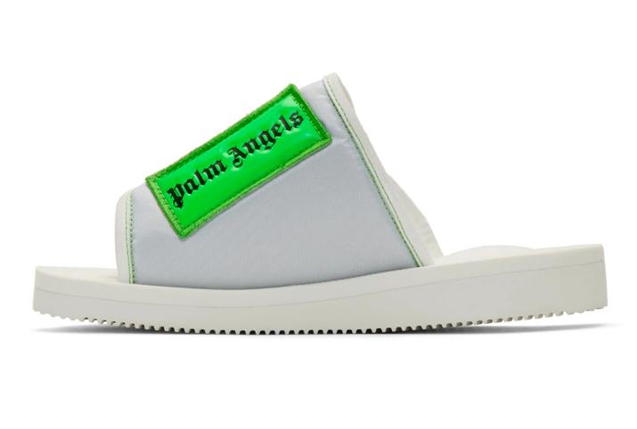 Giật mình với đôi dép giá hơn 10 triệu từ Suicoke và Palm Angels