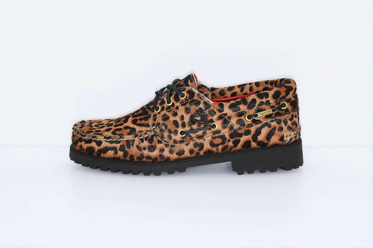 Supreme cùng Timberland tạo nên dấu ấn trên dòng giày cổ điển
