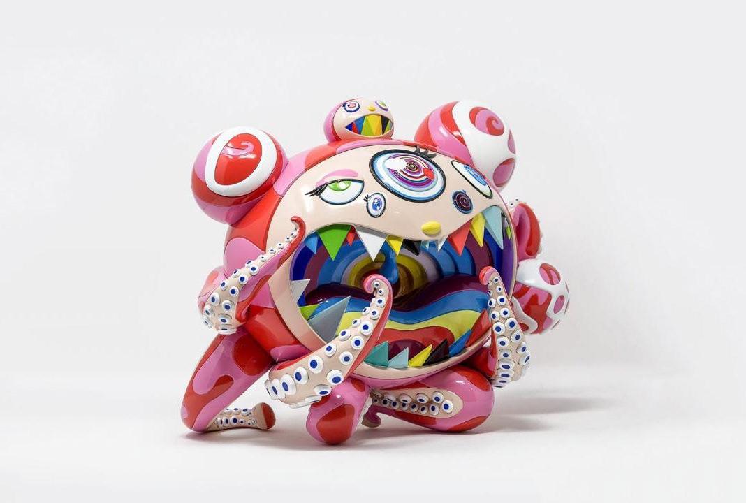 Đôi giày giá 400 triệu đồng lấy cảm hứng từ Takashi Murakami