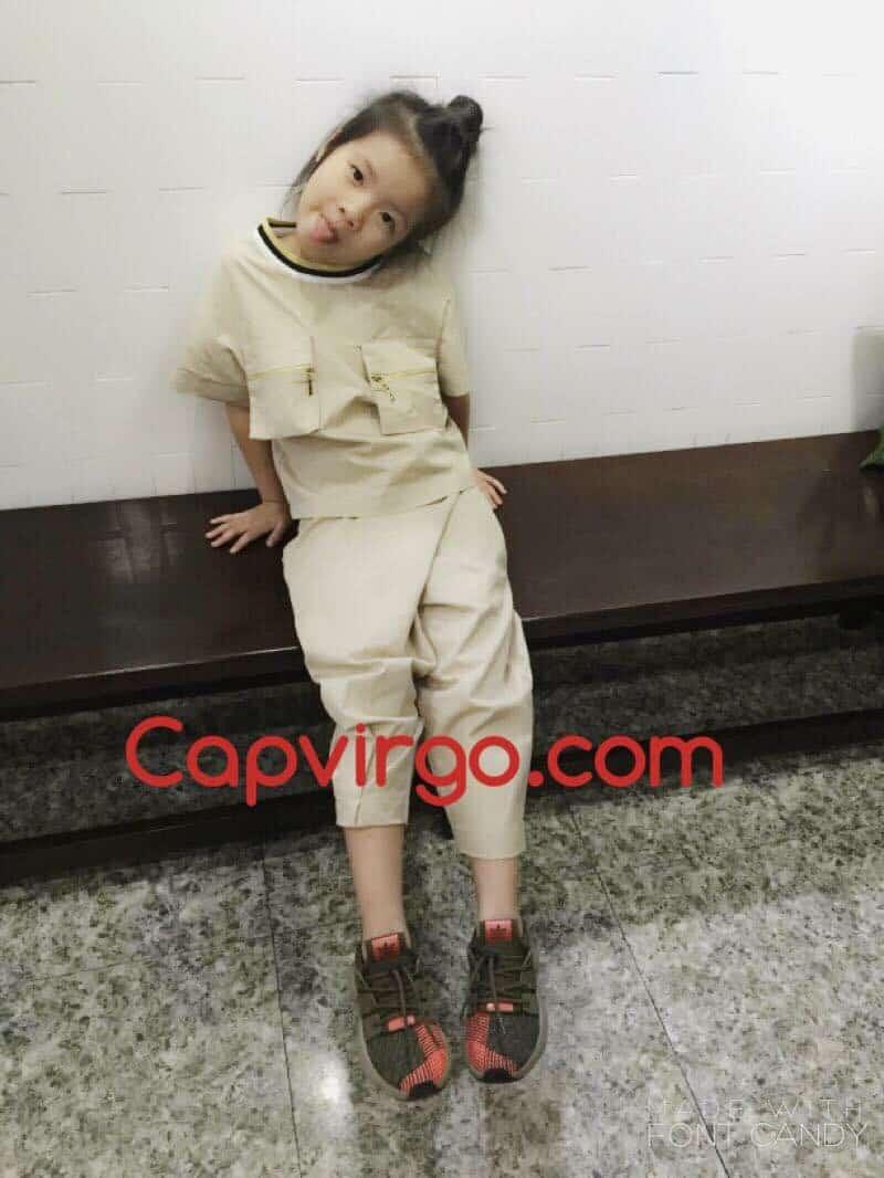 Giày thể thao bé gái từ 2 đến 10 tuổi