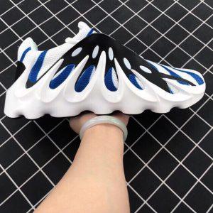 Giày adidas yeezy boost 451 trắng xanh dương