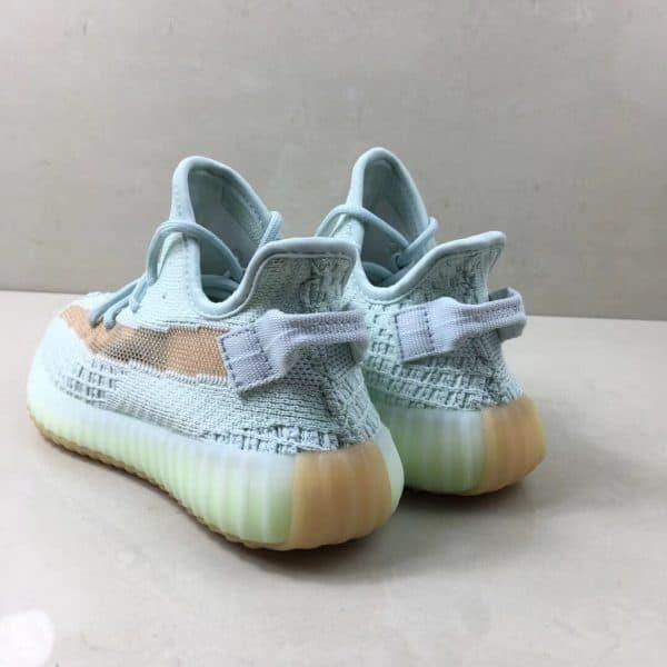 Giày trẻ em adidas yeezy boost 350 V2 xanh nhạt