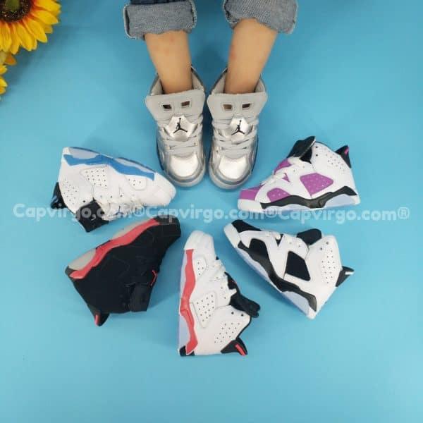 Giày air Jordan 6 trẻ em