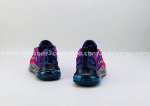 Giày trẻ em Nike air max 720 màu tím hồng