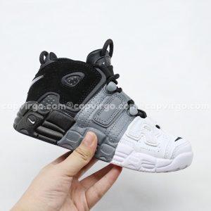 Giày trẻ em Nike Air More Uptempo mix màu