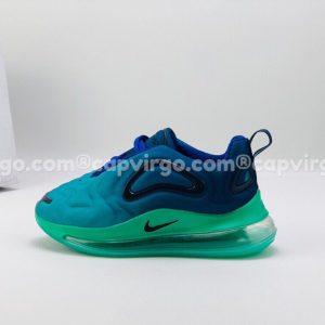 Giày trẻ em Nike air max 720 xanh ngọc bích